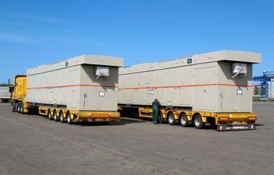 Kompresoru piegāde uz Tambovu (RU)
