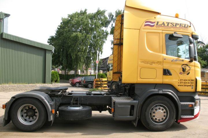 Scania 4x2 R480